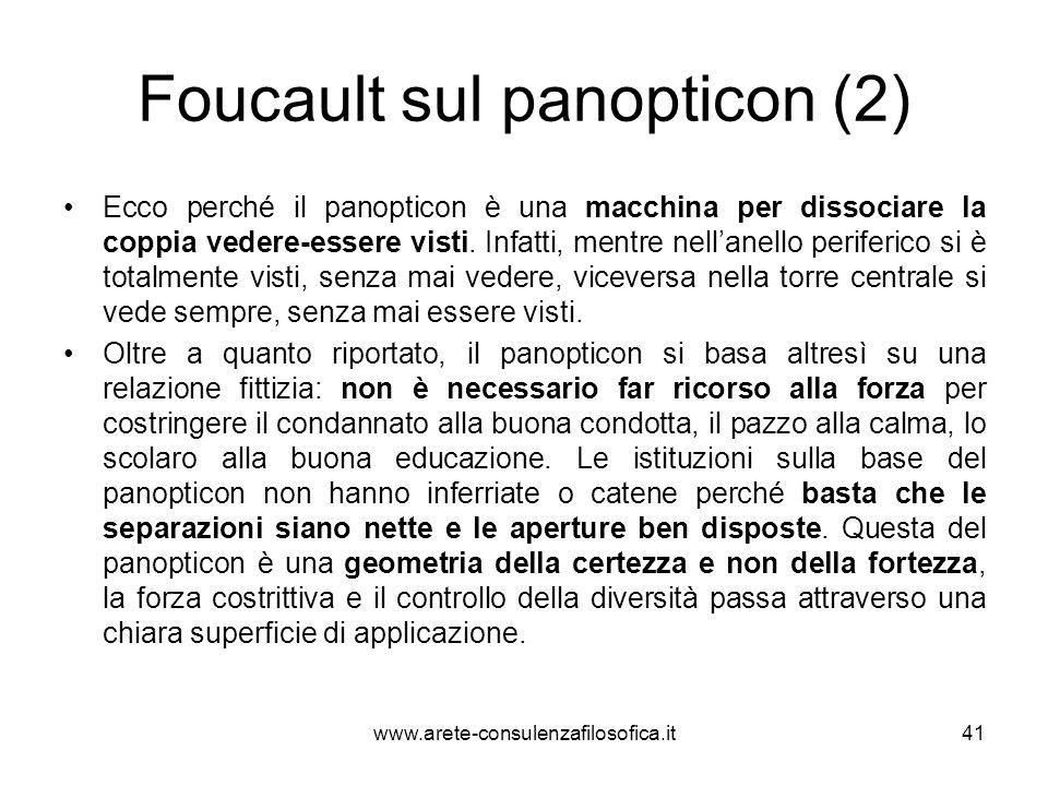 Foucault sul panopticon (2)
