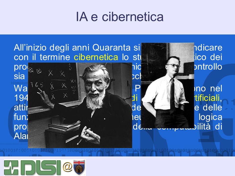IA e cibernetica