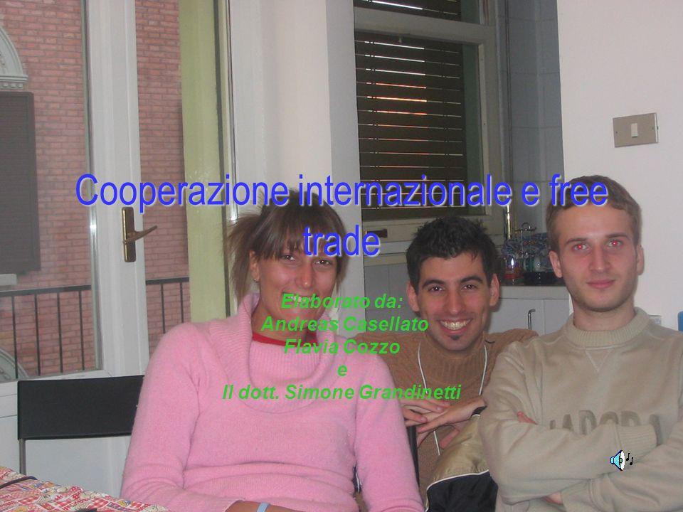 Cooperazione internazionale e free trade