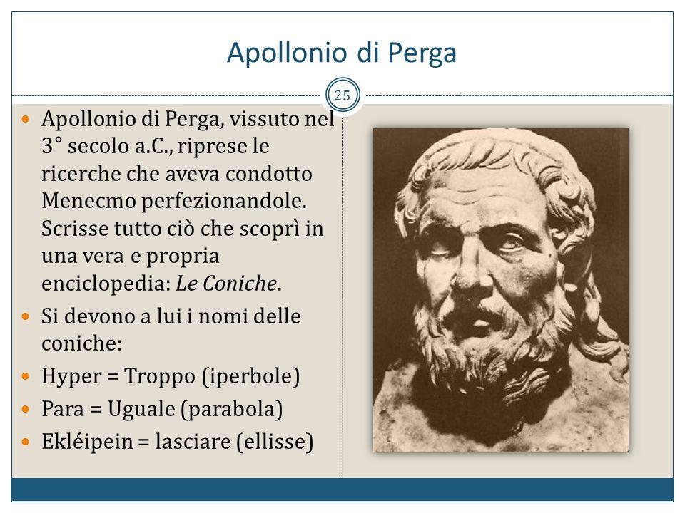 Apollonio di Perga