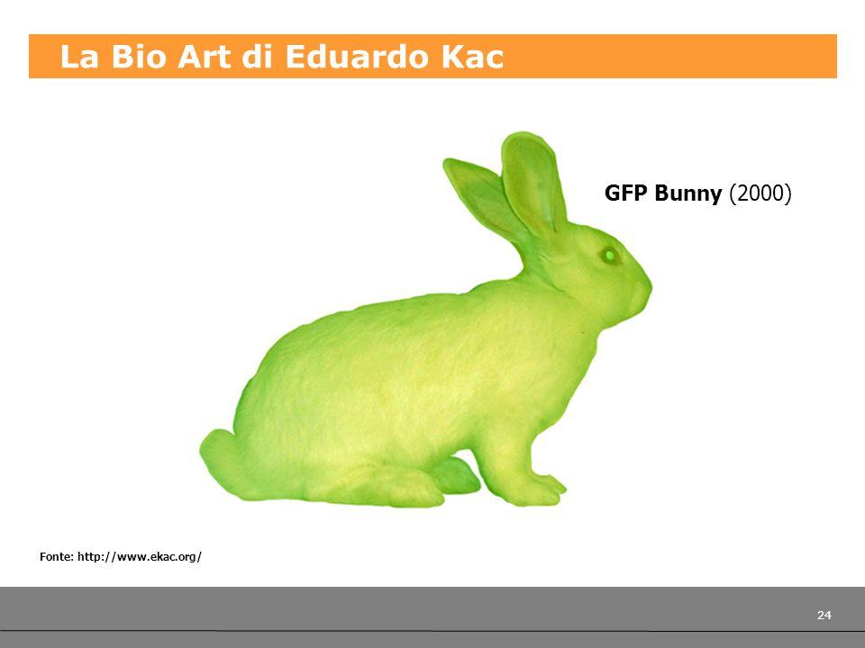 La Bio Art di Eduardo Kac