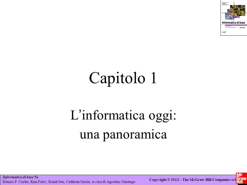 L'informatica oggi: una panoramica