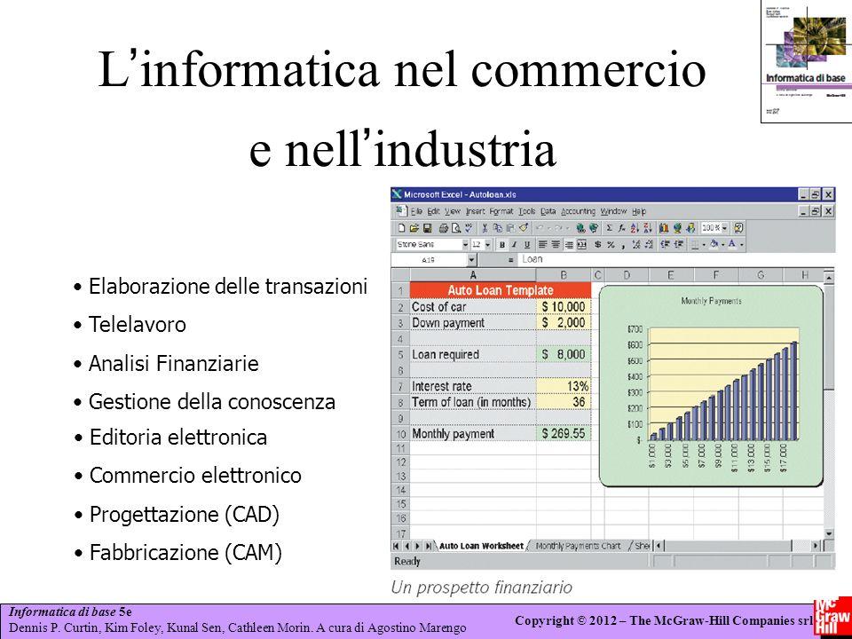 L'informatica nel commercio