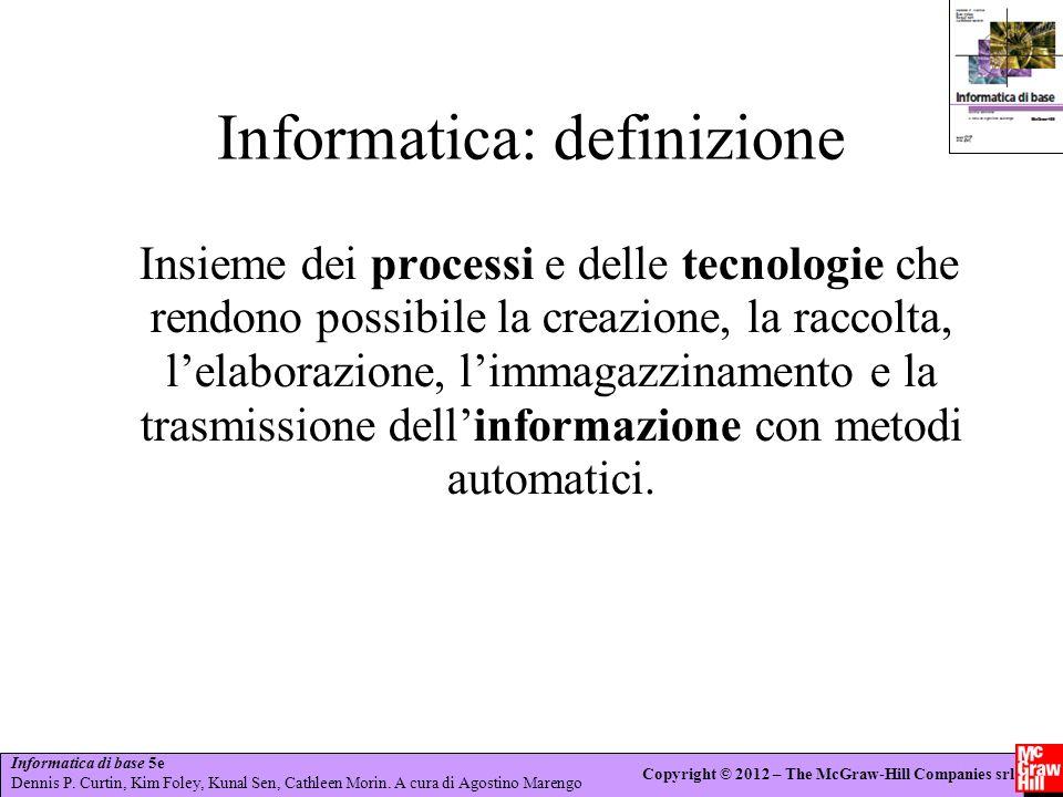 Informatica: definizione