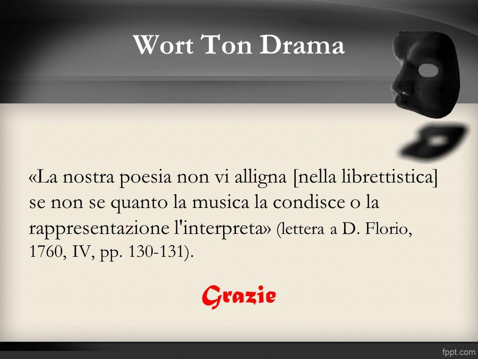 Wort Ton Drama
