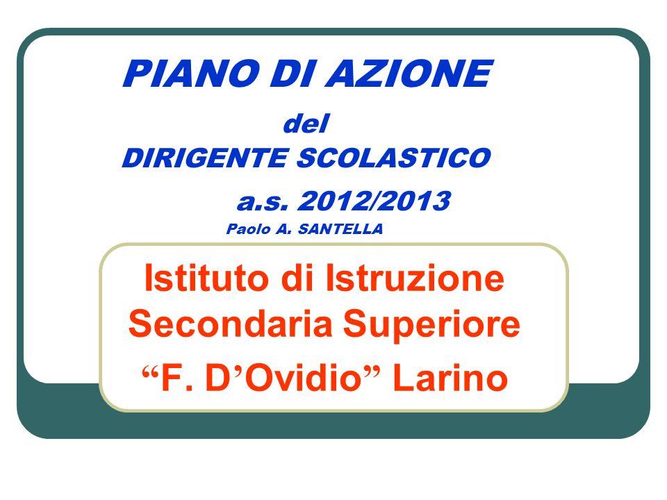 Istituto di Istruzione Secondaria Superiore F. D'Ovidio Larino