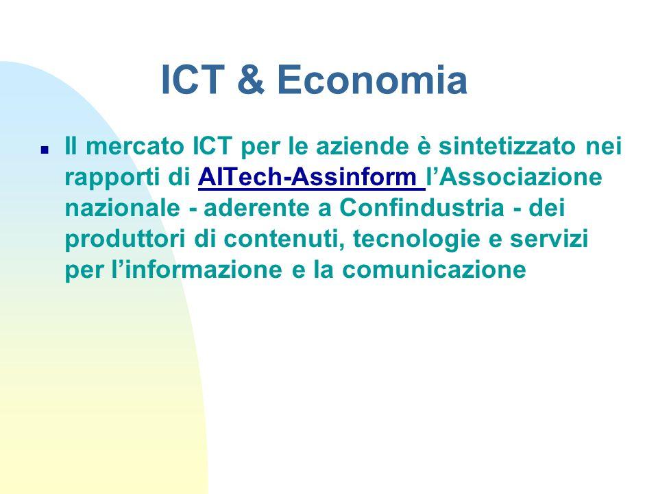 ICT & Economia