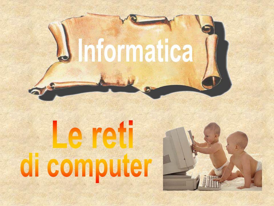 Informatica Le reti di computer