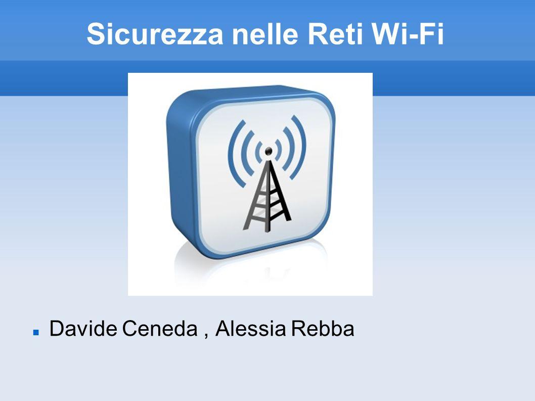 Sicurezza nelle Reti Wi-Fi