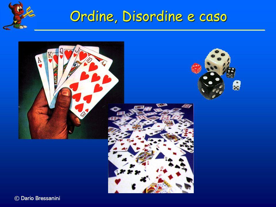 Ordine, Disordine e caso
