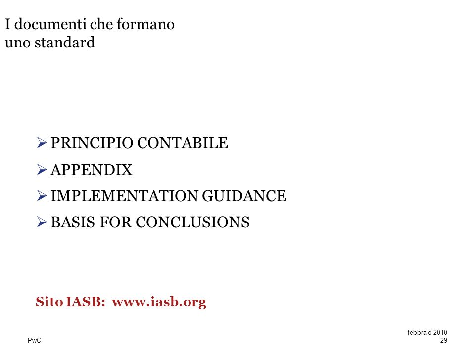 IMPLEMENTATION GUIDANCE BASIS FOR CONCLUSIONS