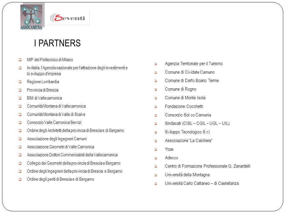 I PARTNERS Agenzia Territoriale per il Turismo