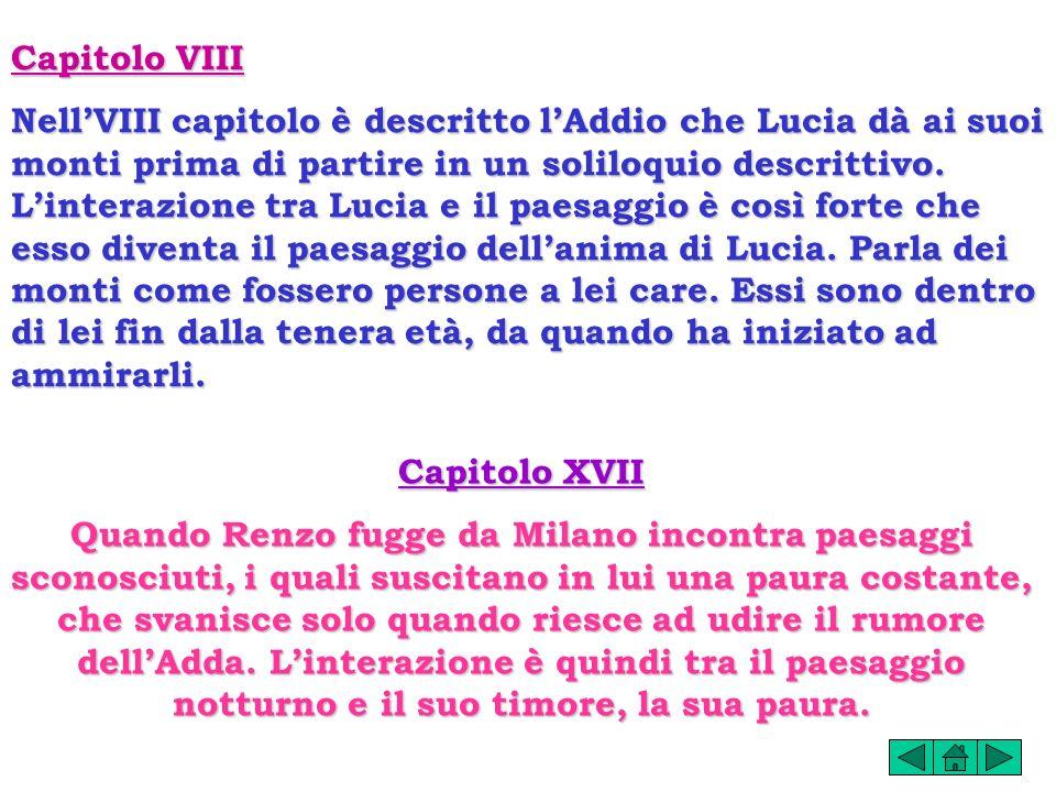 Capitolo VIII