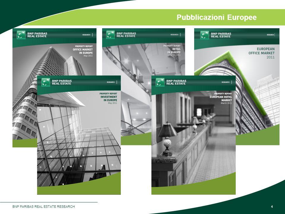 Pubblicazioni Europee