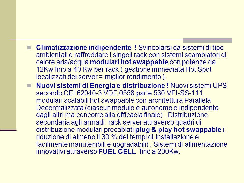 Climatizzazione indipendente