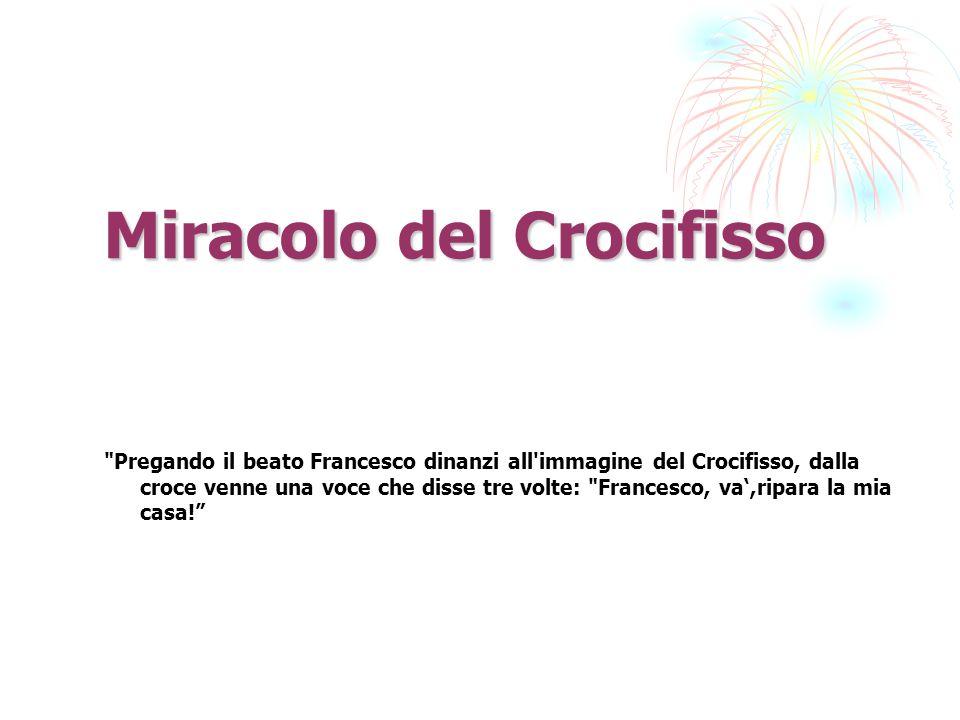 Miracolo del Crocifisso