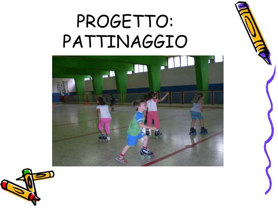 PROGETTO: PATTINAGGIO