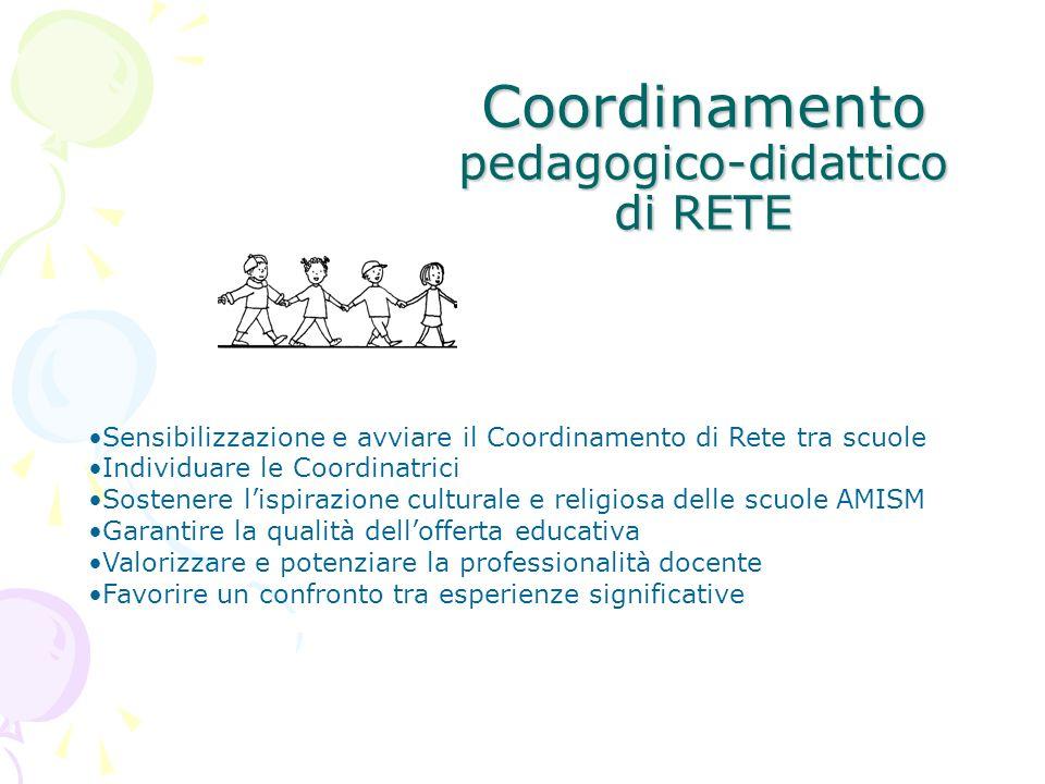 Coordinamento pedagogico-didattico di RETE