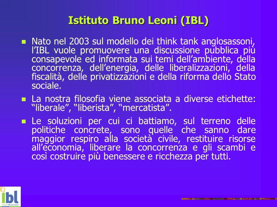 Istituto Bruno Leoni (IBL)