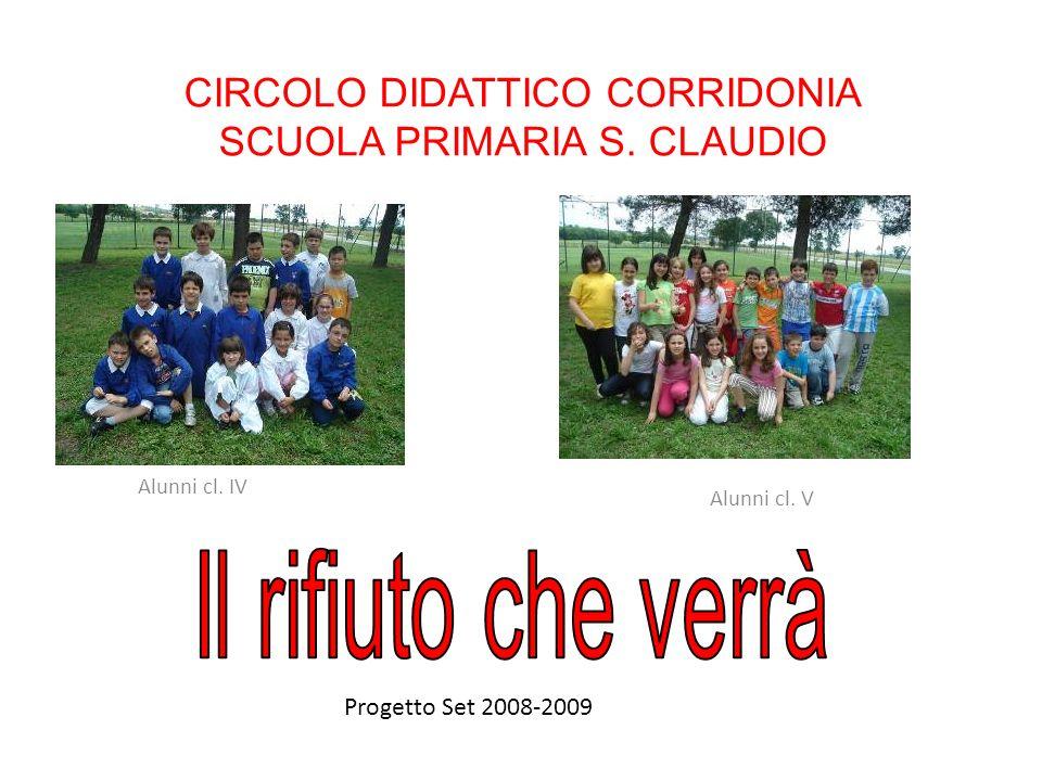 CIRCOLO DIDATTICO CORRIDONIA SCUOLA PRIMARIA S. CLAUDIO