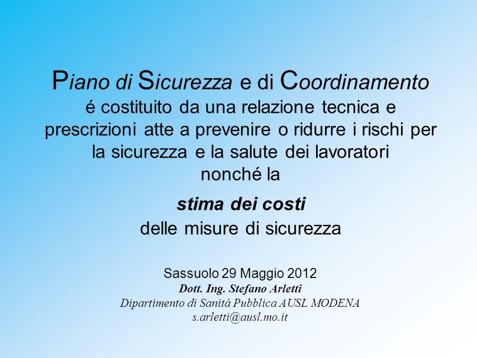 Dott. Ing. Stefano Arletti