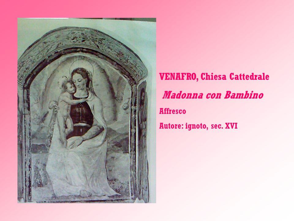 VENAFRO, Chiesa Cattedrale