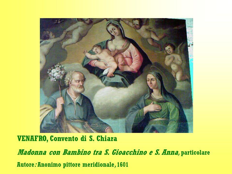 VENAFRO, Convento di S. Chiara