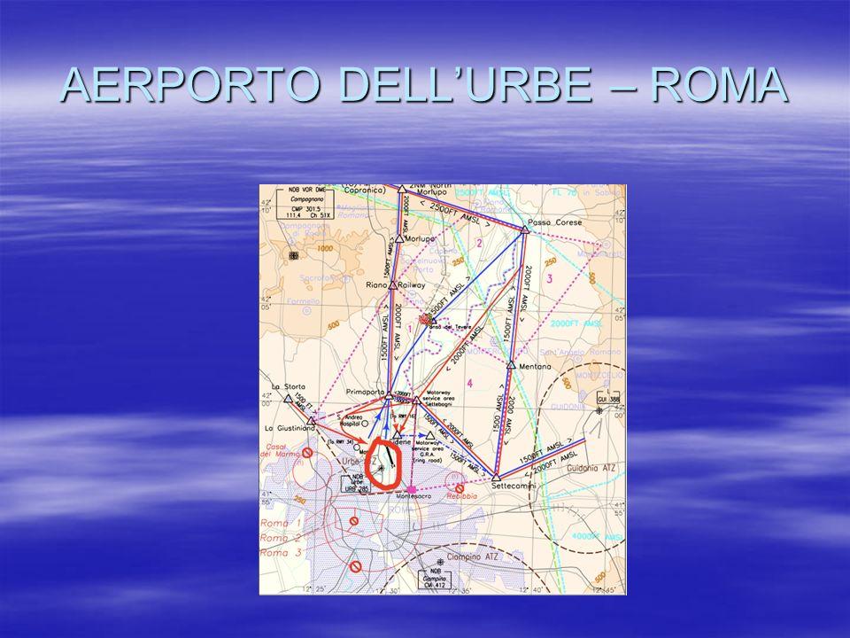 AERPORTO DELL'URBE – ROMA