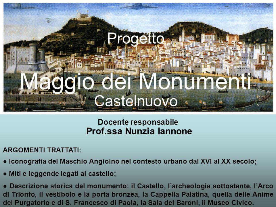 Prof.ssa Nunzia Iannone