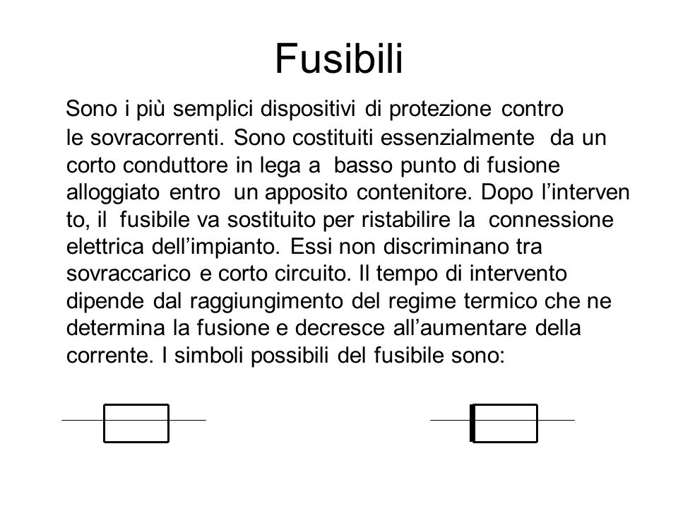 Fusibili