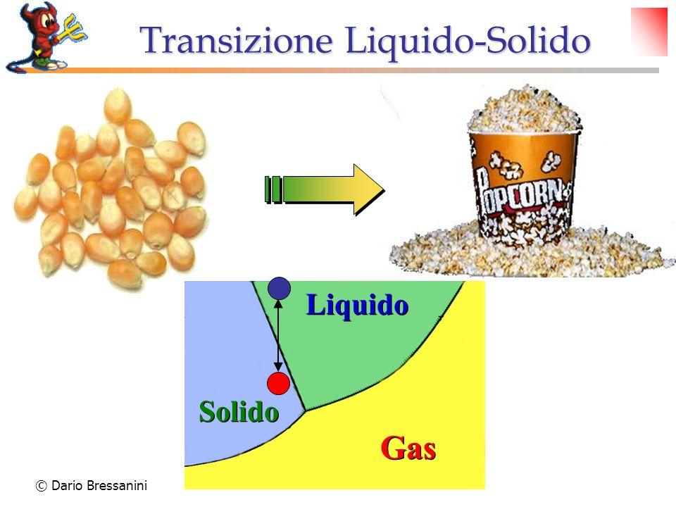 Transizione Liquido-Solido
