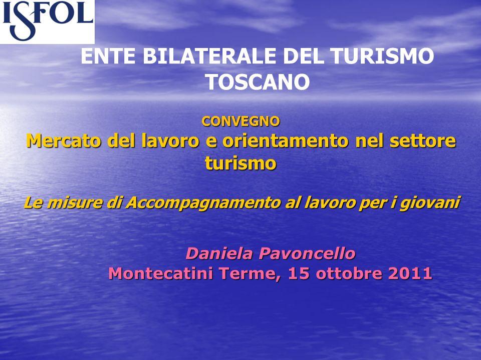Daniela Pavoncello Montecatini Terme, 15 ottobre 2011
