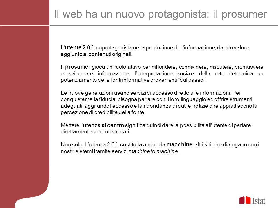 Il web ha un nuovo protagonista: il prosumer
