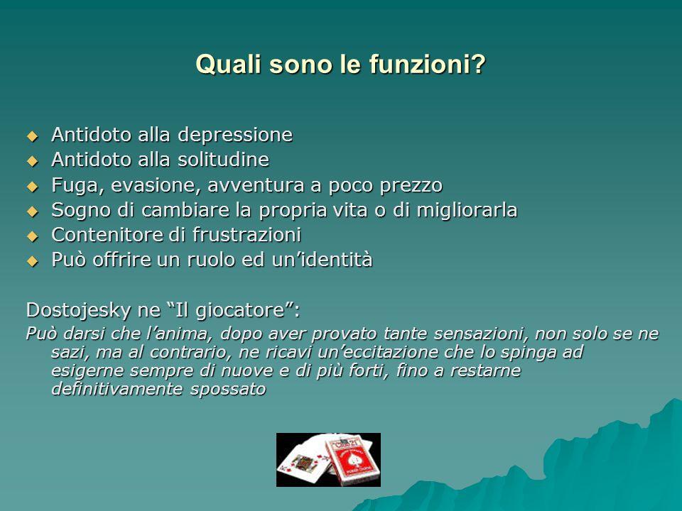 Quali sono le funzioni Antidoto alla depressione