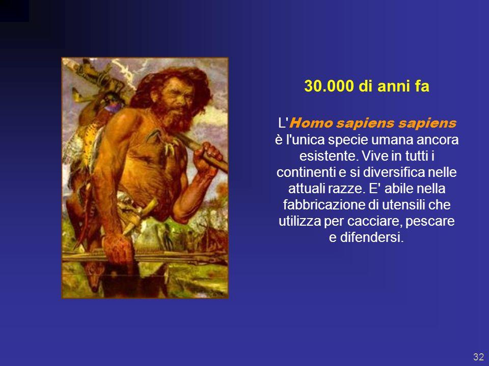 30.000 di anni fa