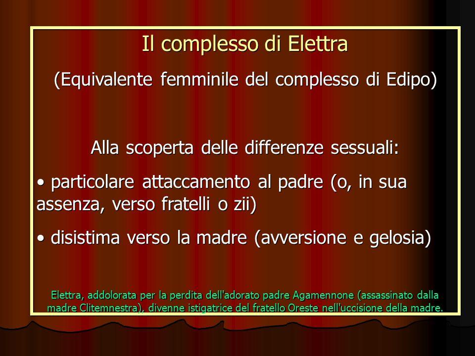 Il complesso di Elettra