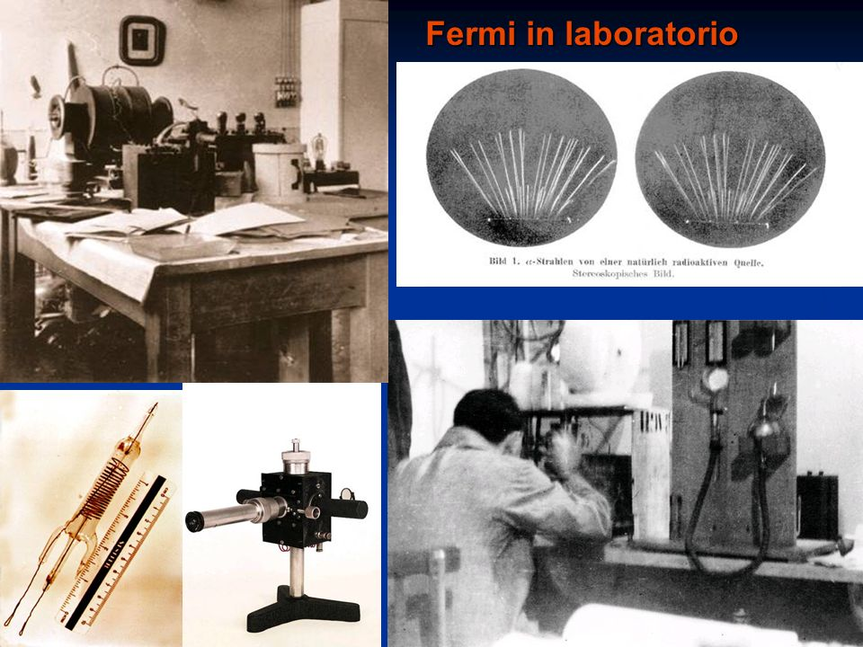 Fermi in laboratorio