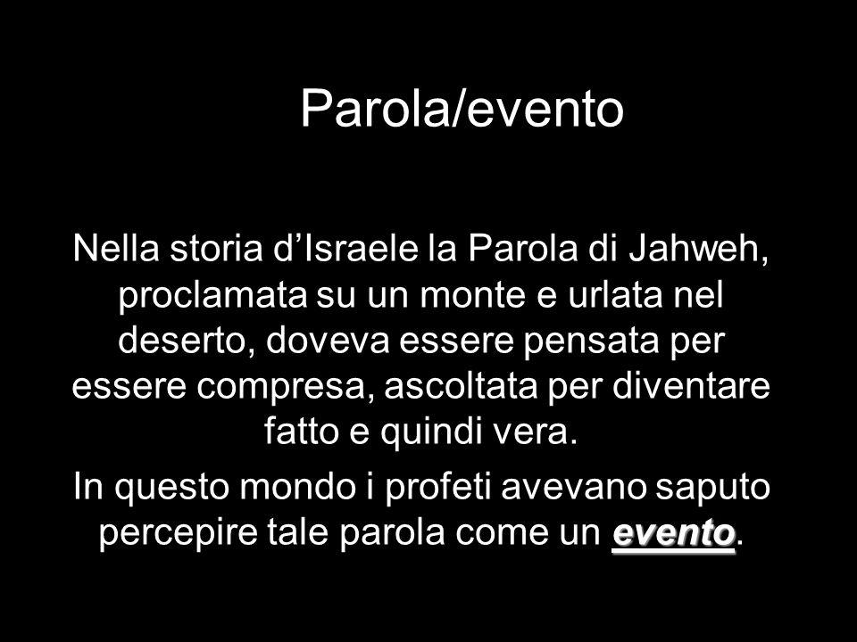Parola/evento
