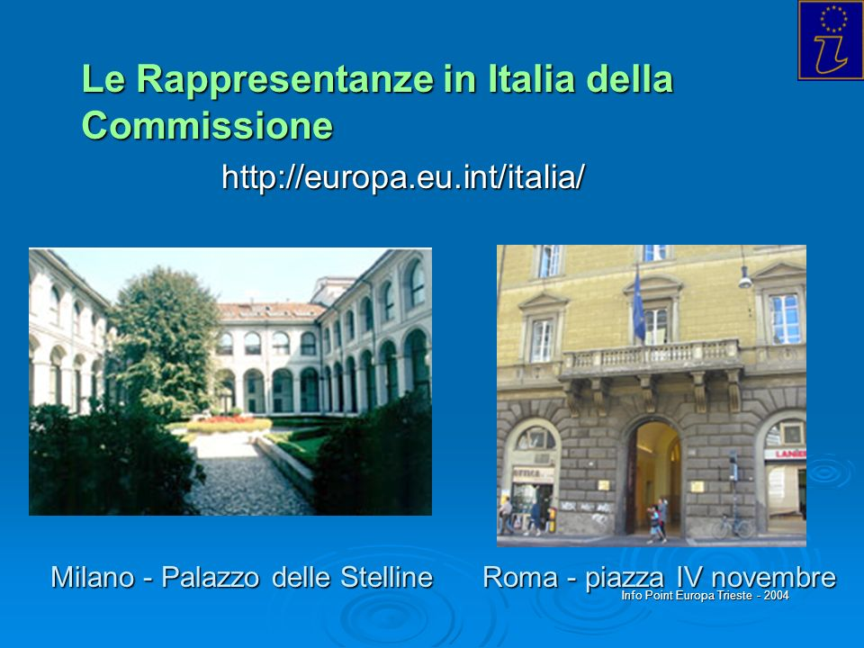 Milano - Palazzo delle Stelline