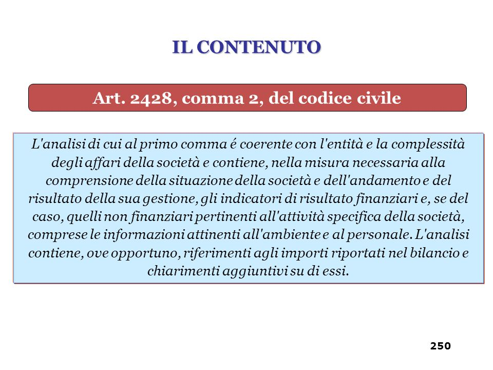 Art. 2428, comma 2, del codice civile