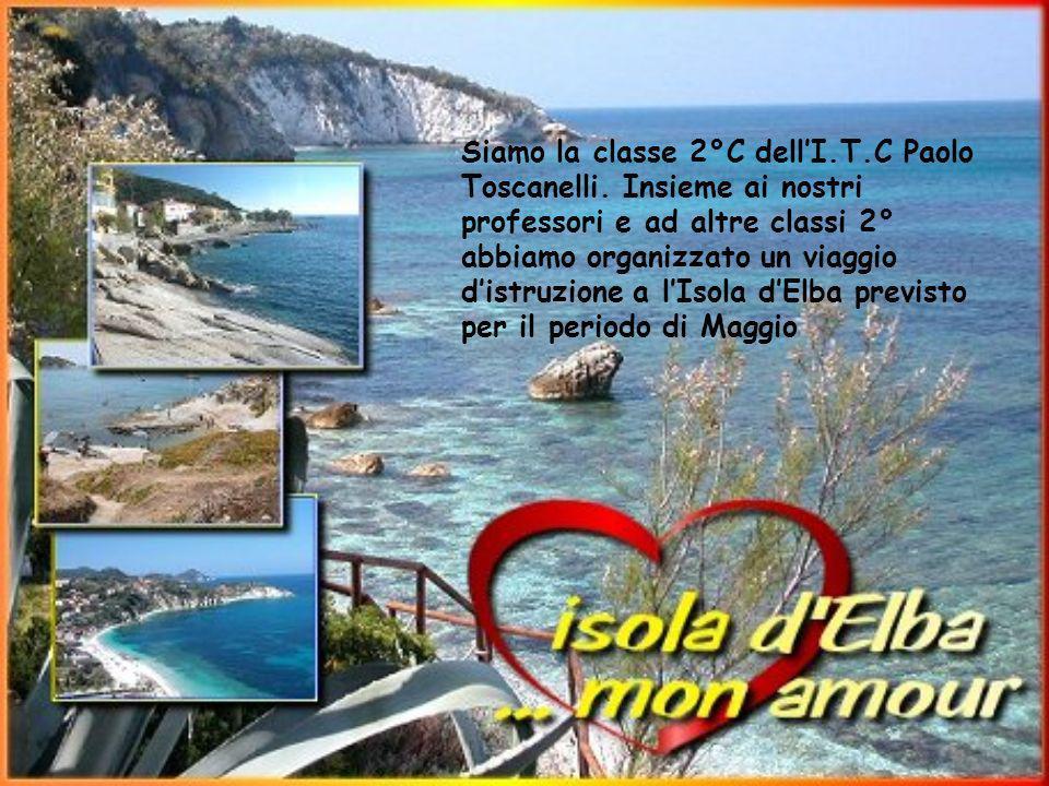 Siamo la classe 2°C dell'I. T. C Paolo Toscanelli