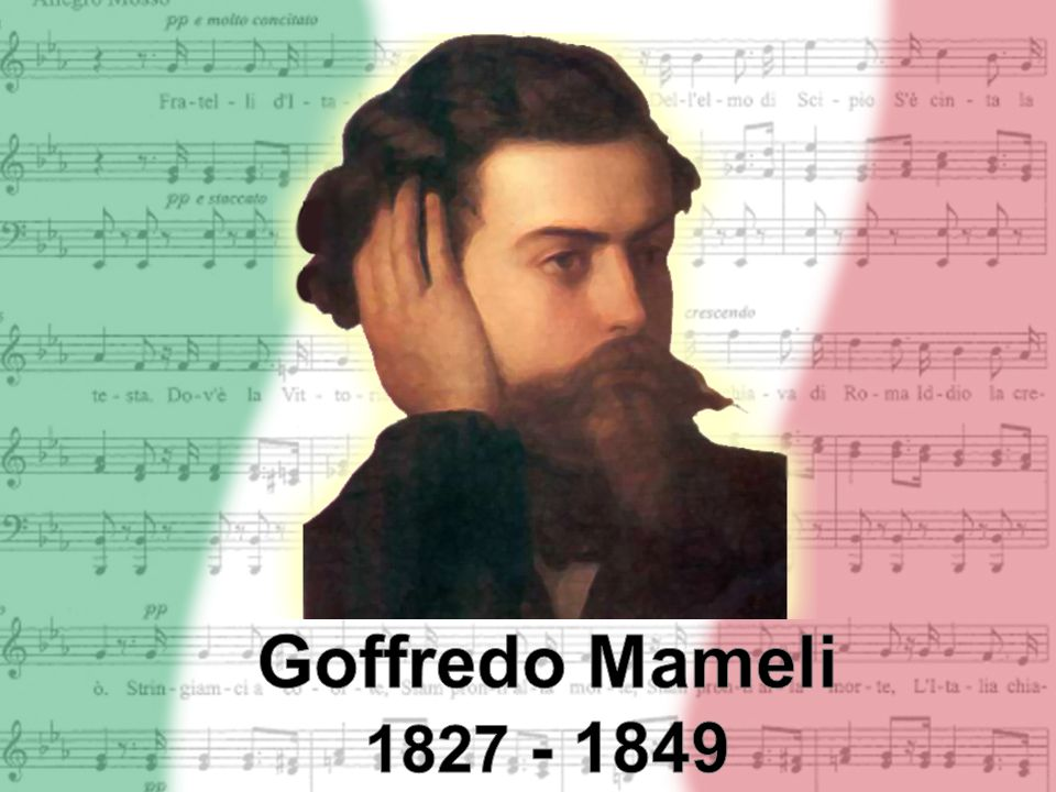 Goffredo Mameli 1827 - 1849