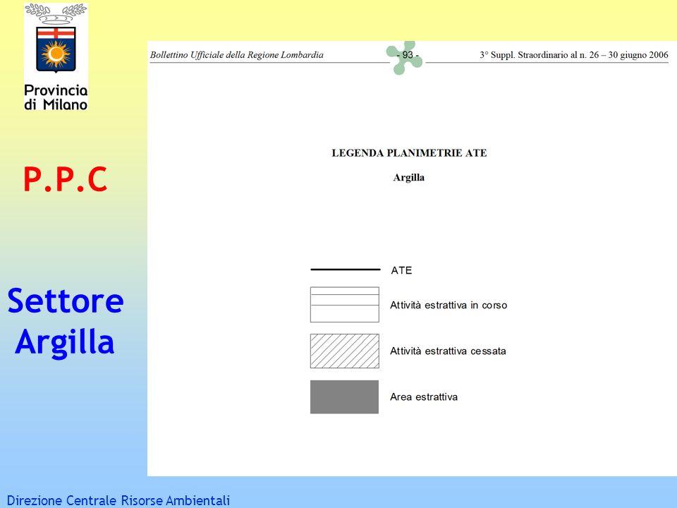 Direzione Centrale Risorse Ambientali