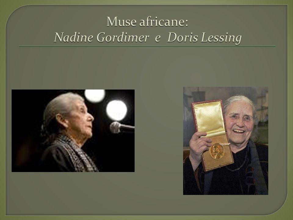 Muse africane: Nadine Gordimer e Doris Lessing
