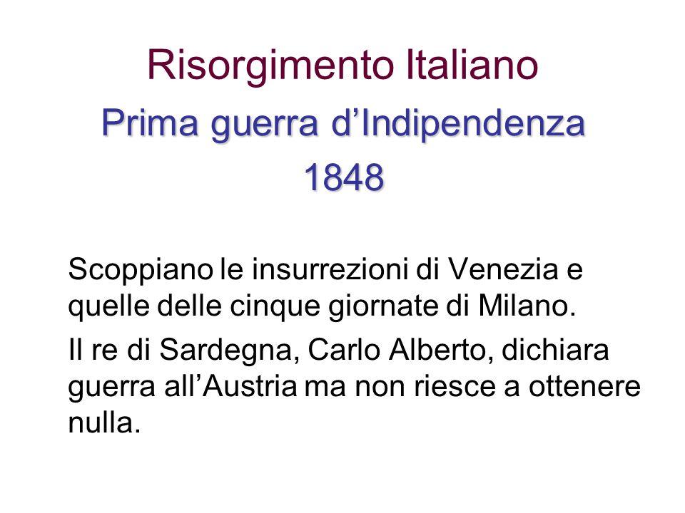 Risorgimento Italiano
