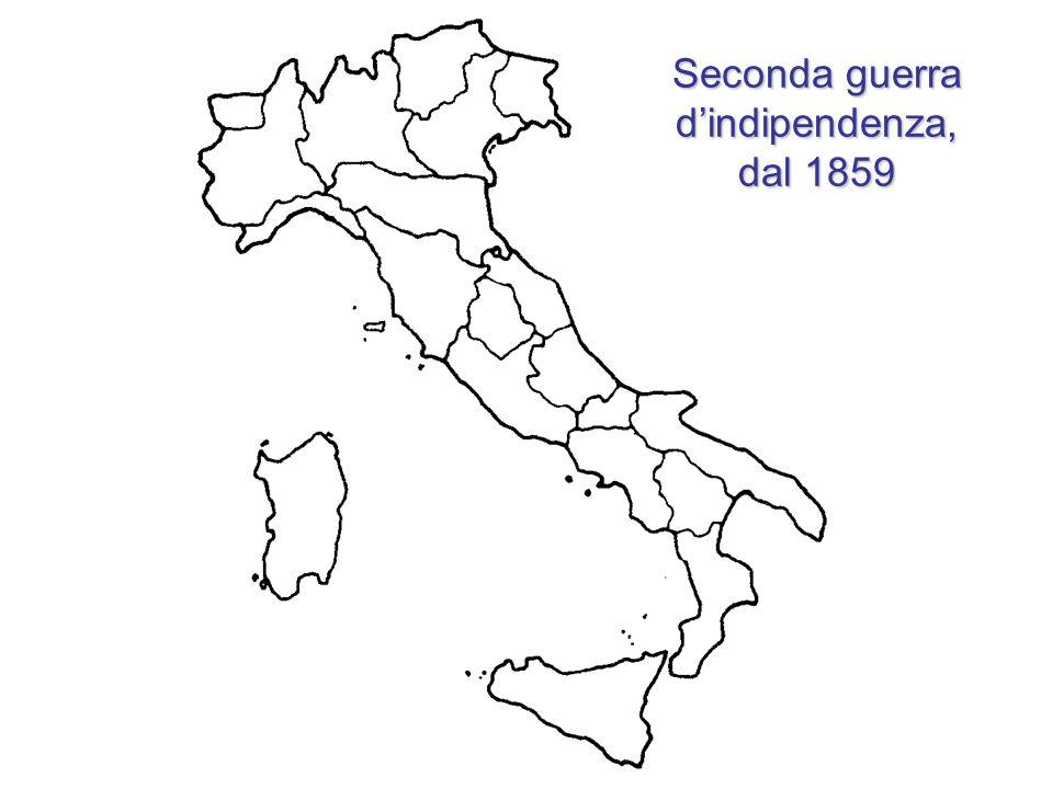 Seconda guerra d'indipendenza, dal 1859