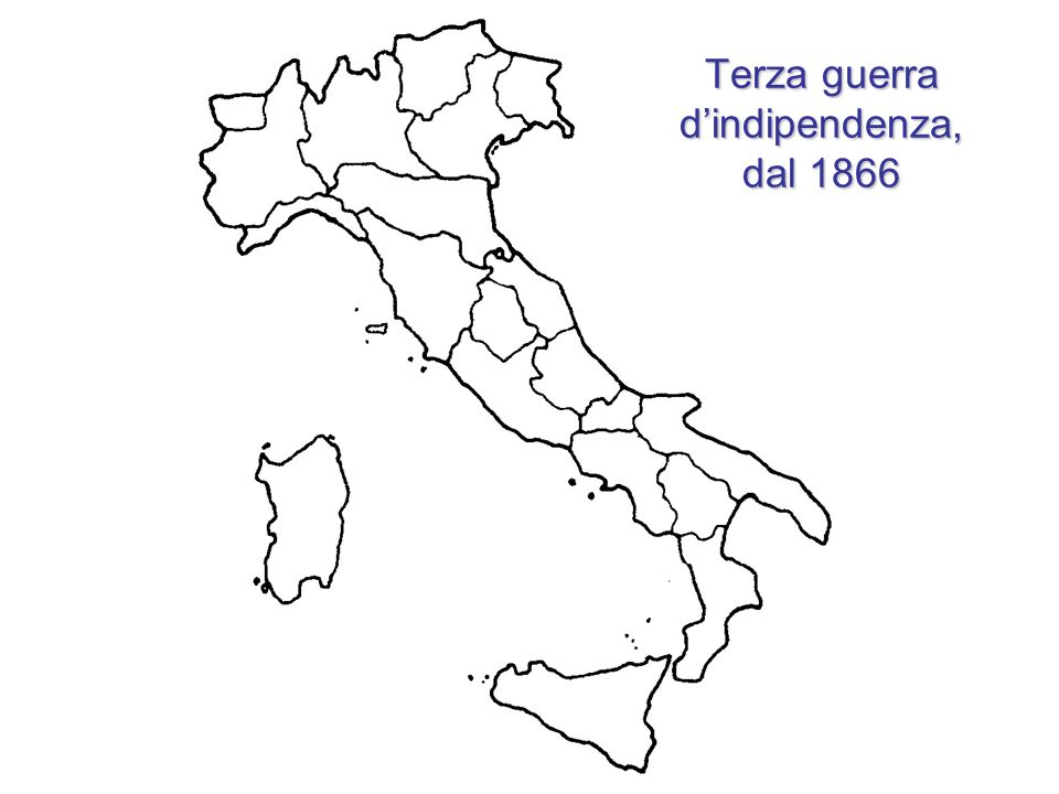 Terza guerra d'indipendenza, dal 1866