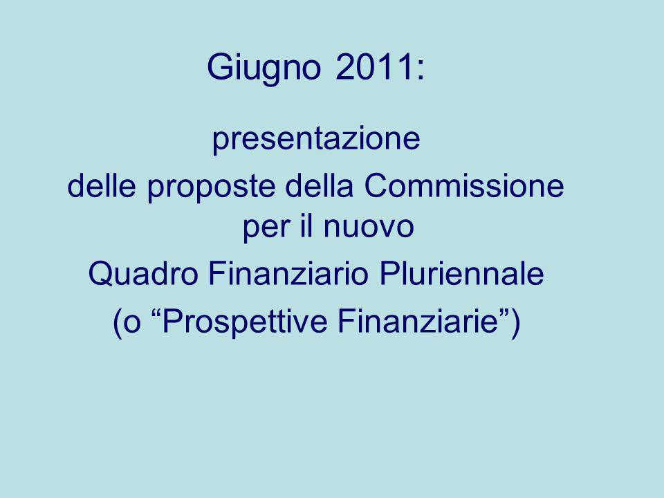 Giugno 2011: presentazione