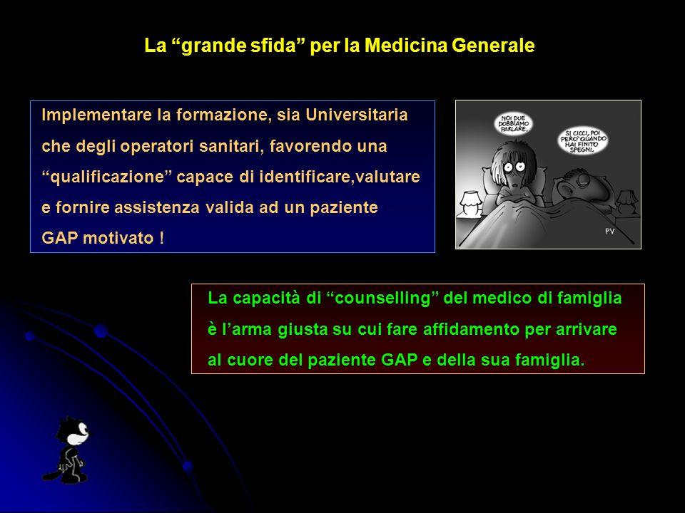 La grande sfida per la Medicina Generale