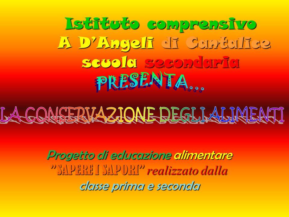 Istituto comprensivo A D'Angeli di Cantalice scuola secondaria